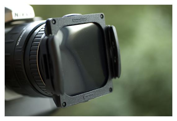 Инфракрасный фильтр своими руками фото
