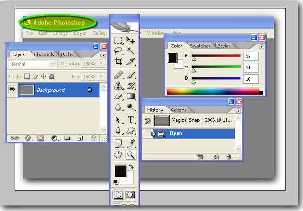 Пошаговые инструкция к фотошопу cs5 - Поделки из бумаги Страница 2