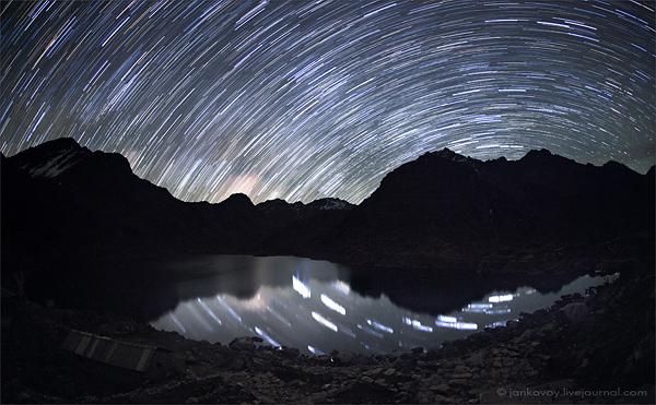 Госайкунда - священное озеро Шивы