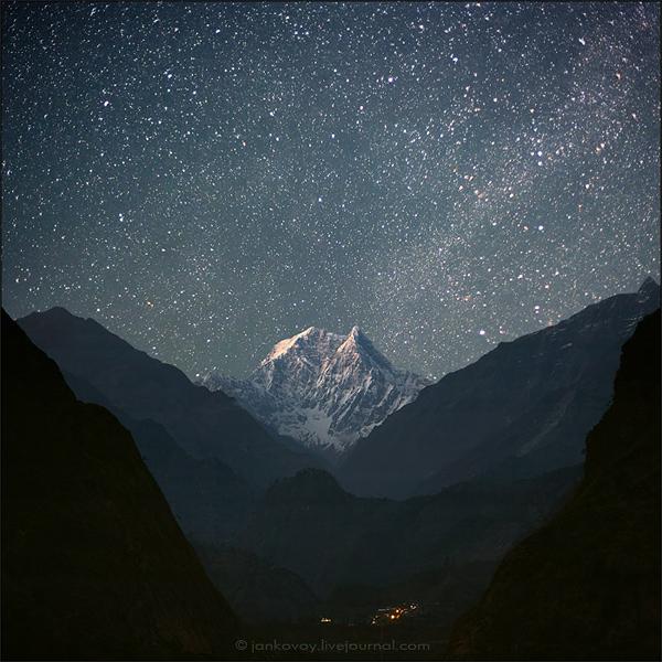 Nilgiri South (6,839 m)