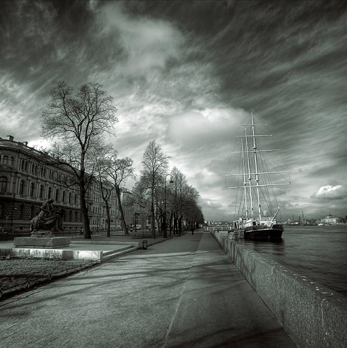 фото городских пейзажей