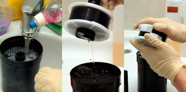 Проявить пленку в домашних условиях без химии