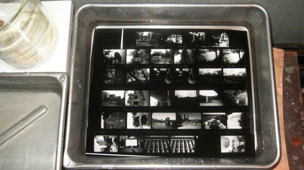 печать фотографий с пленки и проявка